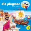 Simon X. Rost, Florian Fickel: Die Playmos - Gefahr für Rom (Folge 5)