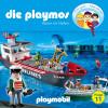 Simon X. Rost, Florian Fickel: Die Playmos - Alarm im Hafen (Folge 11)