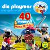 David Bredel, Florian Fickel: Die Playmos - Auf der Jagd nach dem goldenen Schlüssel (Folge 40)