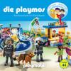 Simon X. Rost, Florian Fickel: Die Playmos - Spezialeinsatz im Freizeitpark (Folge 44)