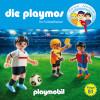 David Bredel, Florian Fickel: Die Playmos - Im Fussballfieber! (Folge 51)