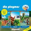 Simon X.Rost, Florian Fickel: Die Playmos - Die große Dino-Box, Folge 3, 17, 30
