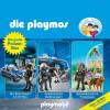 Simon X.Rost, Florian Fickel: Die Playmos - Die große Polizei-Box, Folge 28, 41, 44