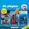 Simon X. Rost, Florian Fickel: Die Playmos - Die große Drachen-Box, Folge 13, 38, 50